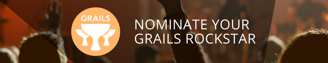 Nominate your Grails Rockstar